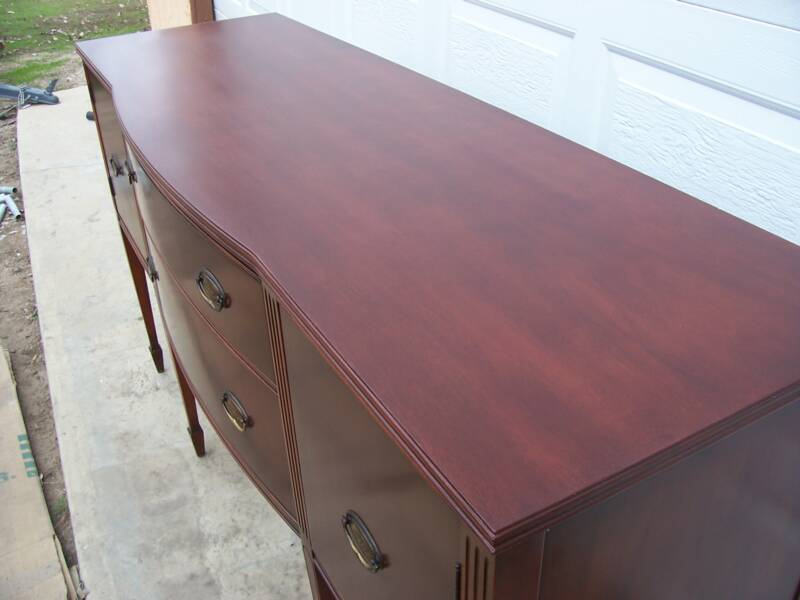 Furniture Restoration   String and Refinish. Furniture Refinishing   Furniture Repair Service   Furniture